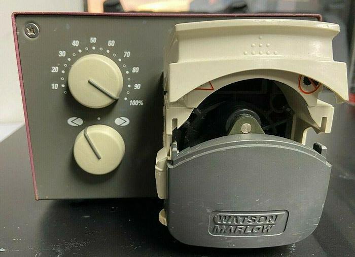Used Watson Marlow 313S Peristaltic Pump, Pump Head 314DW