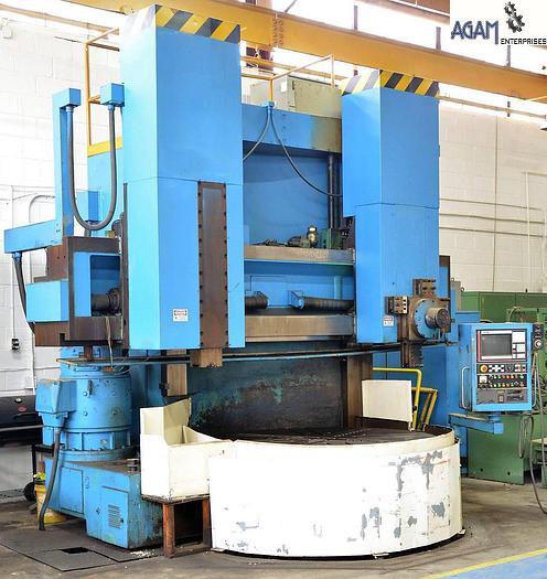 Used TOS SKJ20 CNC VTL