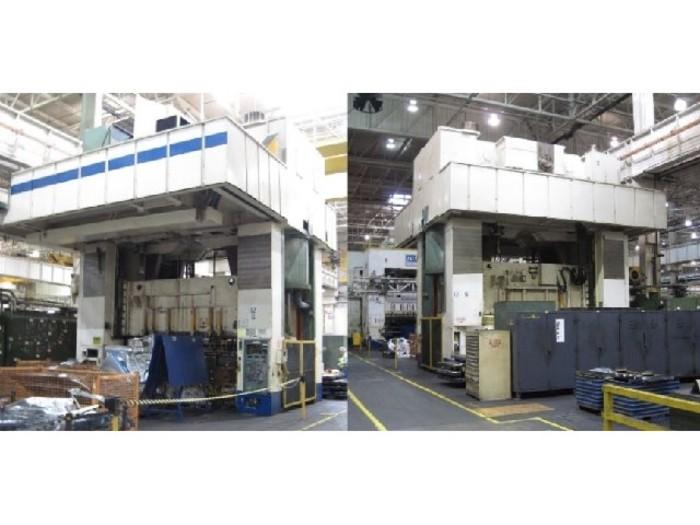 2200 ton Muller Weingaten Stamping Press