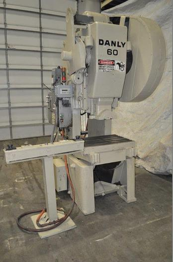 Used 60 TON DANLY OBI PRESS