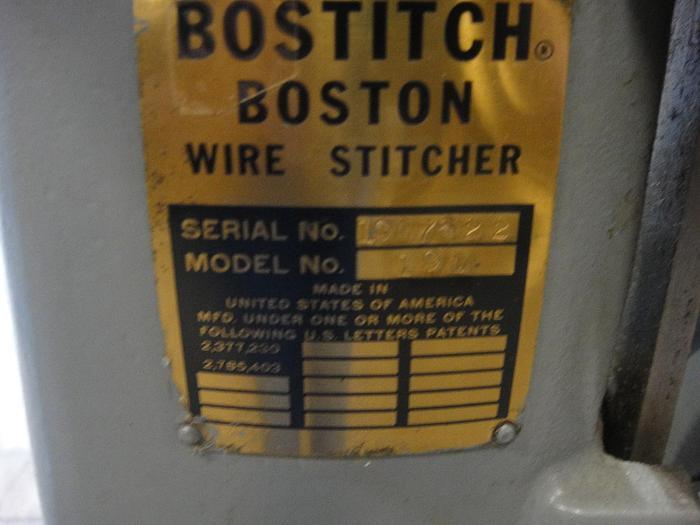 Used Bostitch 19 E Stitcher