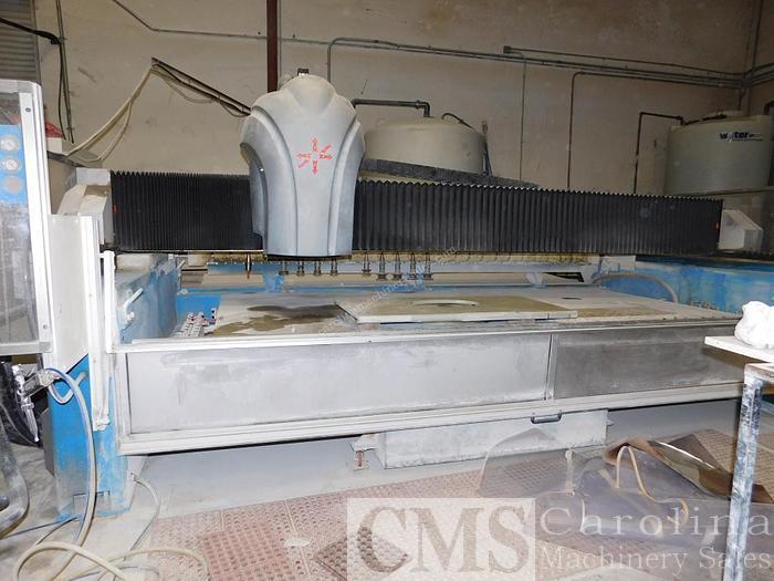 Used 2004 CMS Brembana Concept 1700 CNC