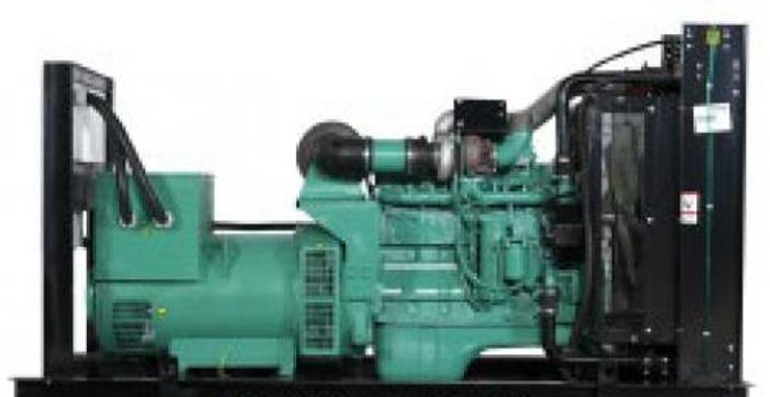 1.02 MW 2019 New Cummins KTA50G3 Diesel Generator