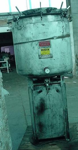 Used 80 GALLON DAYMAX MIXER – C/S – JACKETED