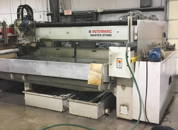2004  CNC MACHINE Intermac OT 1500