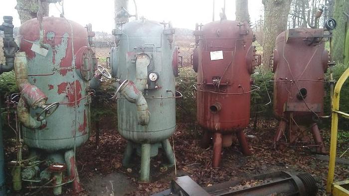 Używane Odolejacze produkcji VEB Kuhlautomat Berlin-Johannisthal