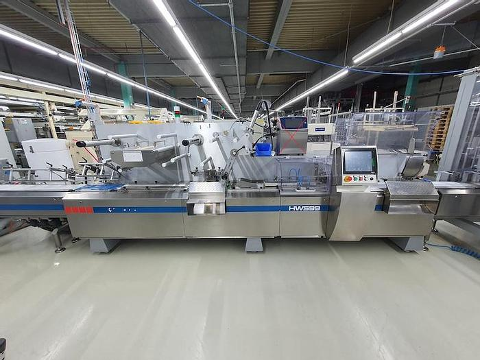 Used TSW Flowpack - automatic line