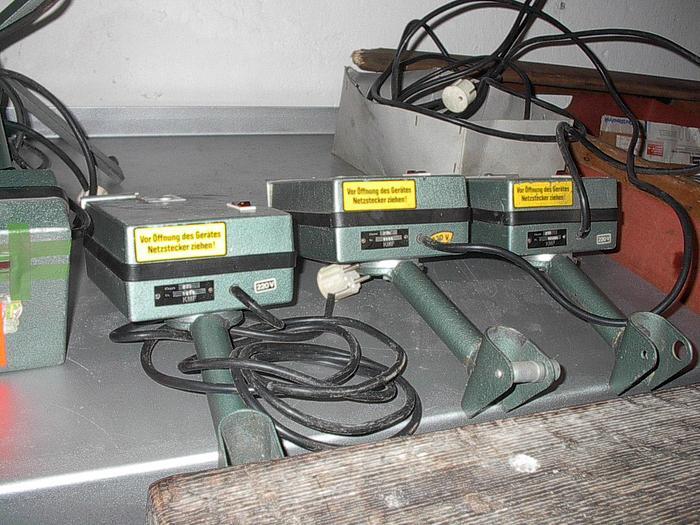 Gebraucht Aufziehgerät für KMF-Kettelmaschinen KMF  Kl. 231