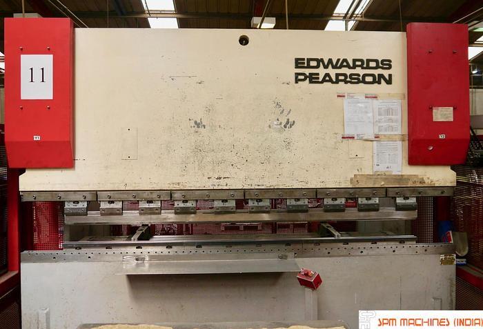 Used Edward Pearson PR6 CNC Press Brake 6 Axis - 2001