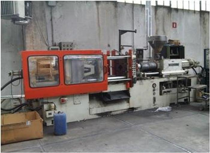 MIR Extruder 190/485 (for cones of the textile industry)