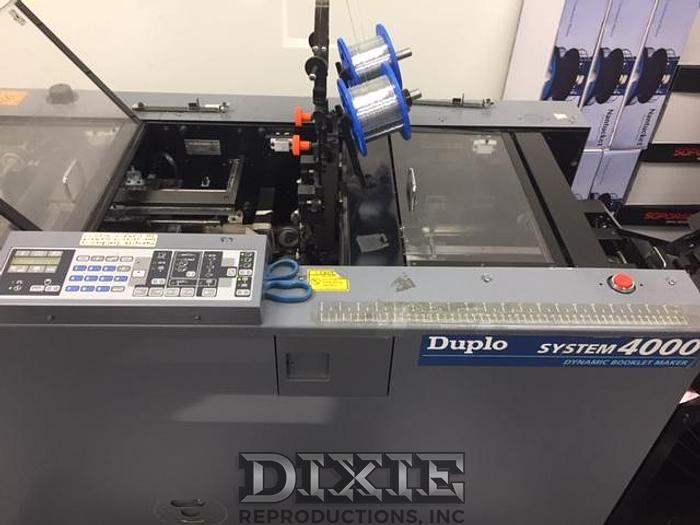 Used DUPLO System 4000