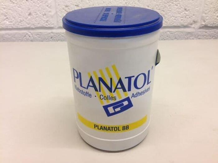 Planatol Planaxol BB Blue Coloured Padding Glue Adhesive 1.05kg Tub