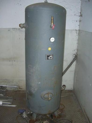 Gebraucht Druckbehälter
