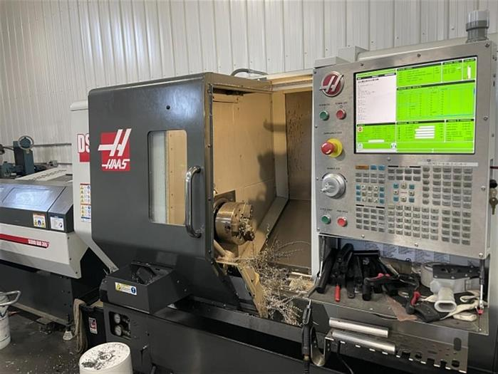 Used 2014 Haas DS-30SSY