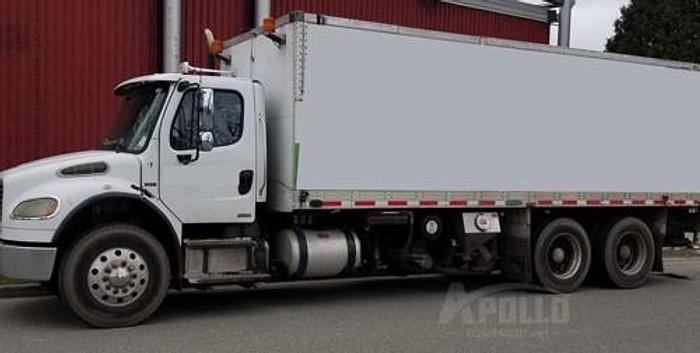 Used 2007 Freightliner EB45 Blower Truck