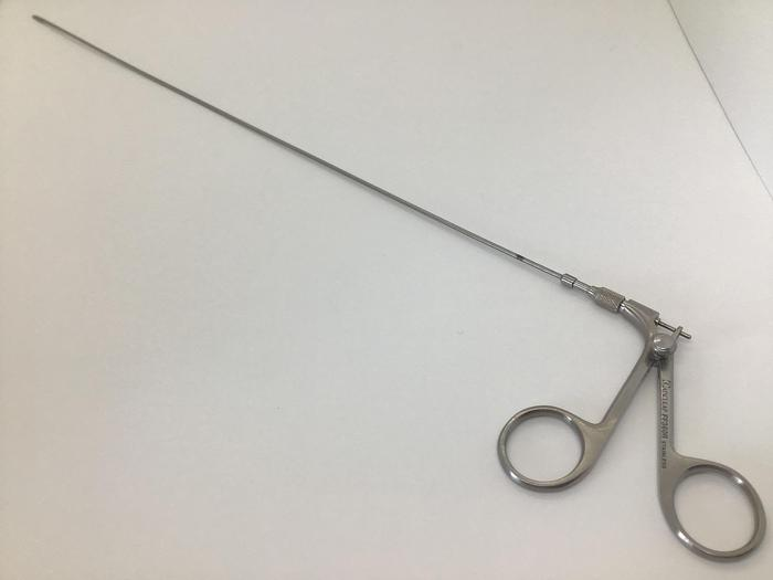Used Scissor Endoscopic Micro Blunt Point/Blunt Point 340mm
