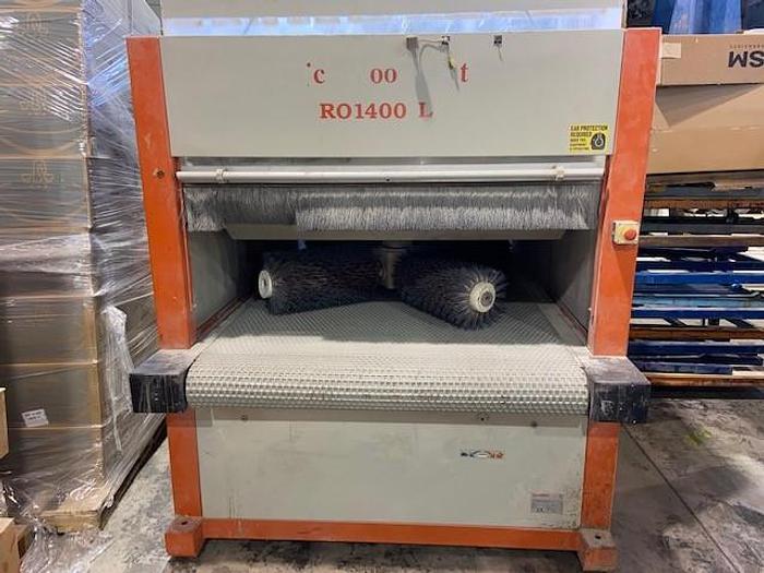 Used Quickwood RO 1400 L Brush Sander