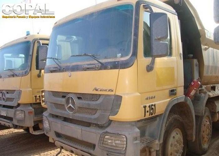 2011 Mercedes Benz Actros 4144
