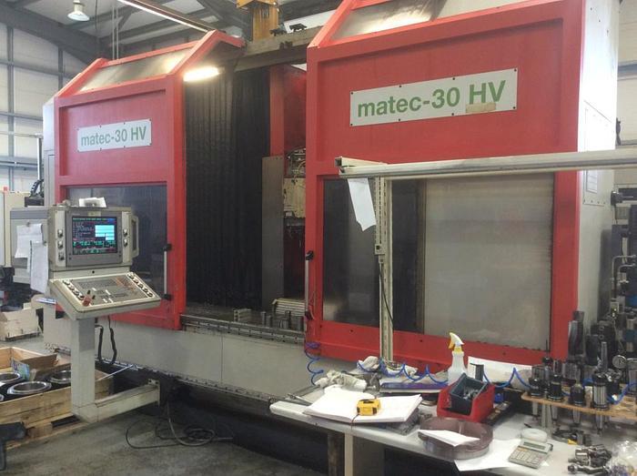 2001 Matec HV 30 6 Axis Machining Centre