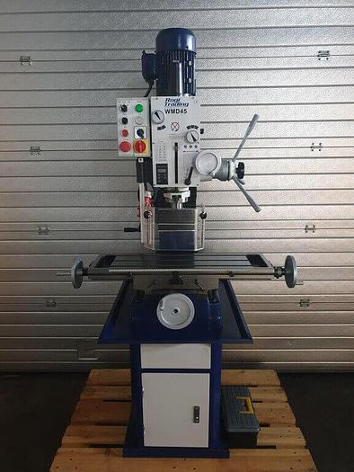 WMD45 Rogi Drilling-Milling Machine