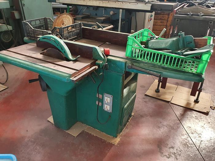 Usata Combinata da legno STETON 300 - 6 lavorazioni
