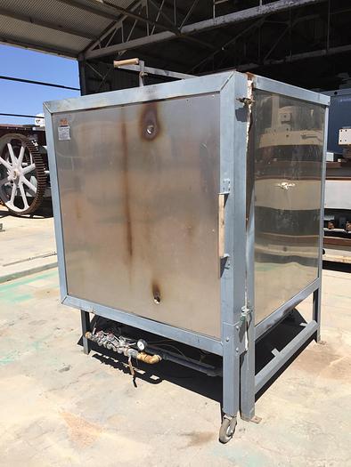 Used Olympic Model DD 30 Gas Kiln / Furnace