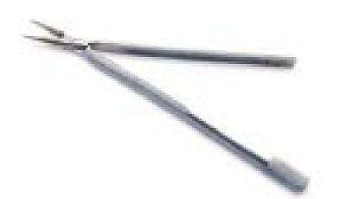 Ophthalmic Holder Blade Razor Fragment Troutman 120mm ALTOMED