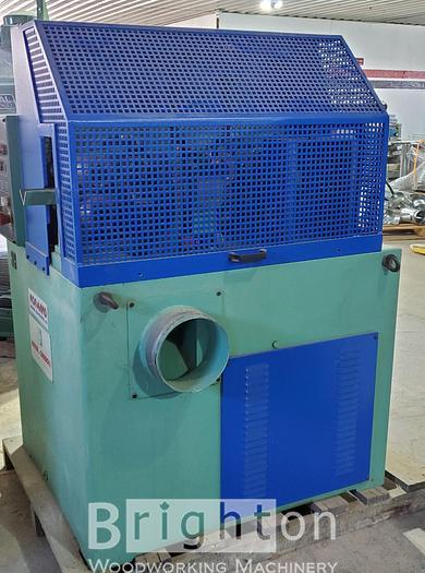 Used 1997 Brusa & Garboli TV-80 Used Round Rod millingmachine.