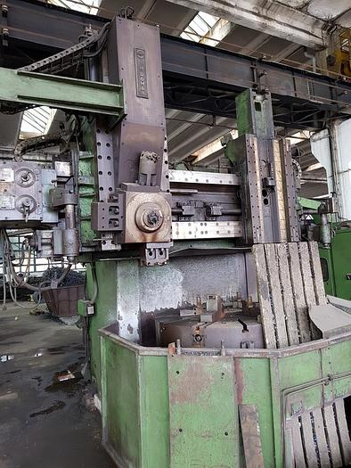 1993 Vertical lathe for railway wheels model SC 17 TF2