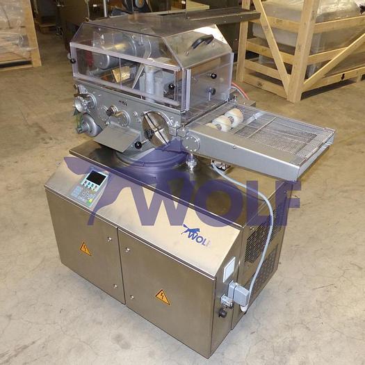Gebraucht gebr. Überziehmaschine SOLLICH Type UT-280