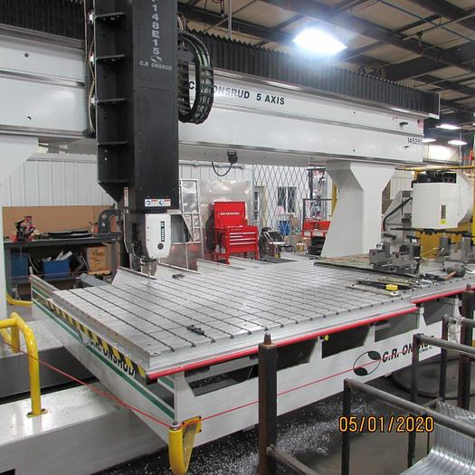 Used CR Onsrud  5 Axis E Series