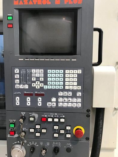 Vertical Machining Centre MAZAK mod. VTC 20B
