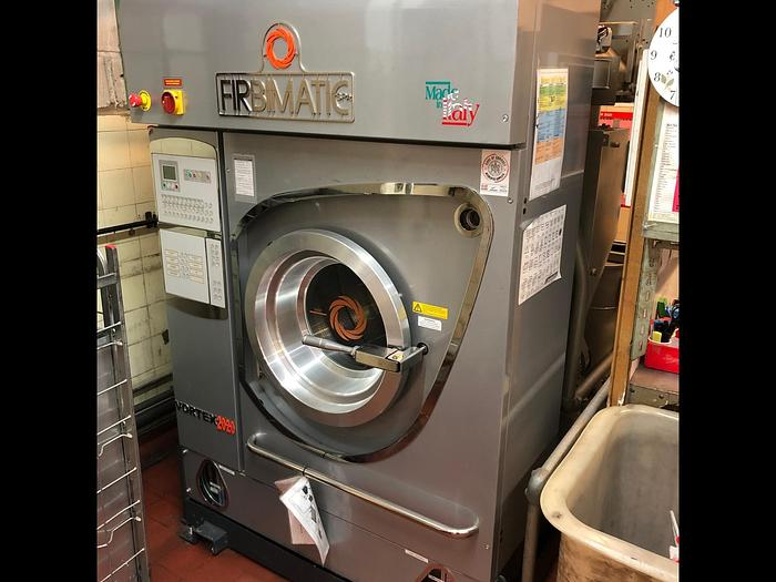 Used ***S O L D*** 2014 Firbimatic Dry Cleaning Machine