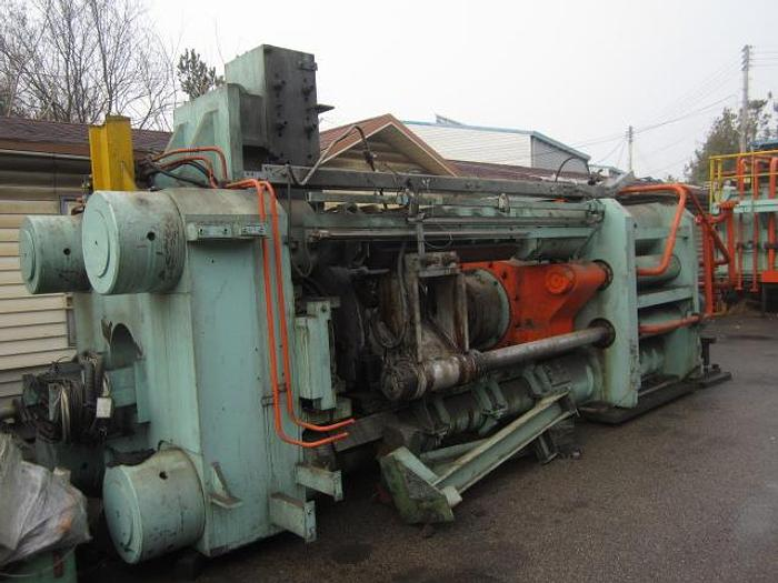 2200 ton Clecim Aluminium Extrusion Press + Billet Heater: EX-480