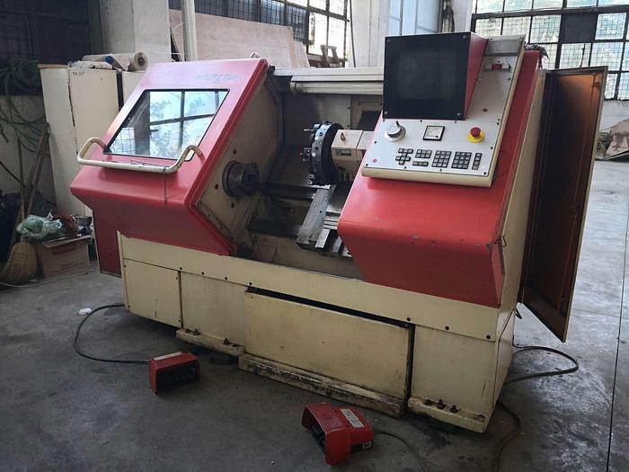 Used 1987 Gildemeister NEF CT40 cnc lathe