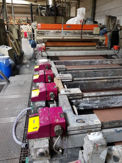 Rotary printing - flocking STORK RDIV RDIV  1850 mm  1997