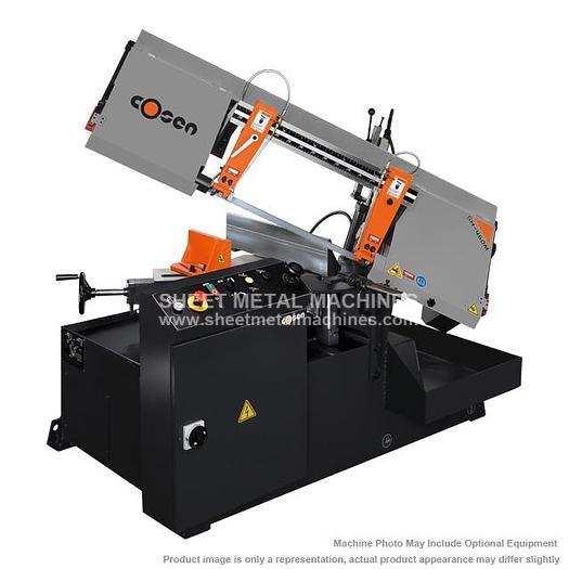 COSEN Semi-Automatic Horizontal Mitering Bandsaw SH-460M