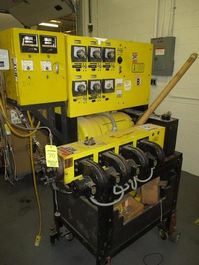 Used 1.25″ Wayne 30/1 L/D vented (plugged) extruder