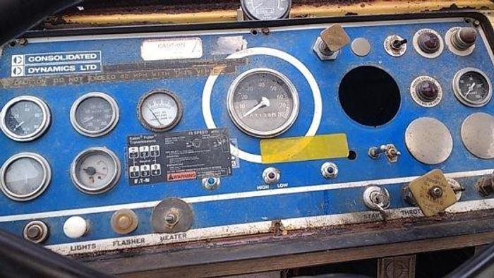 1973 GROVE TM800