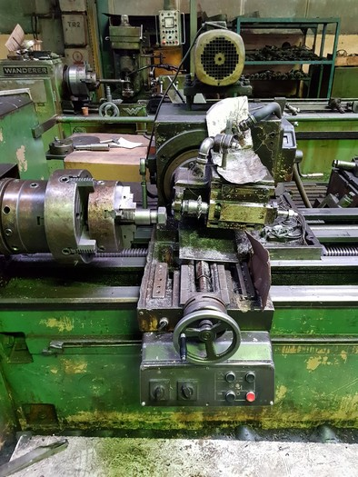 Thread Milling and Hobbing  Machine HECKERT ZFWVG 250x5000