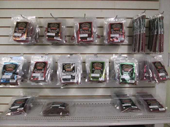 Troyer's Beef Jerky