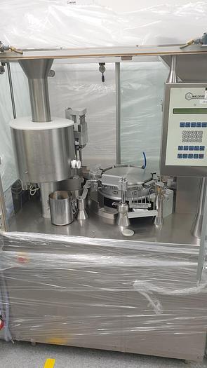 Used Romaco Macofar CD40 Capsule Filler