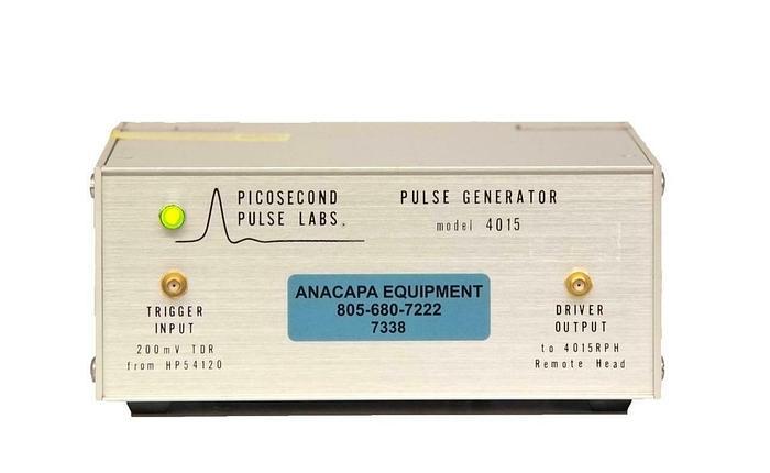 Used Picosecond Pulse Labs 4015 B Pulse Generator USED (7338) R