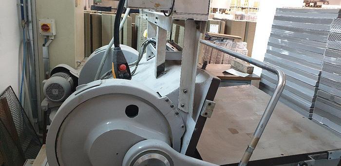 Used Die cutting & hot foil machine RABOLINI 1200