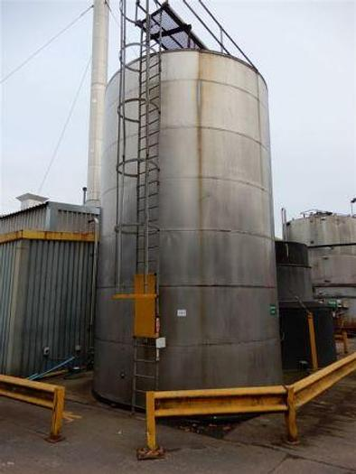 Used 69,000 Litre Stainless Steel Insulated Tank