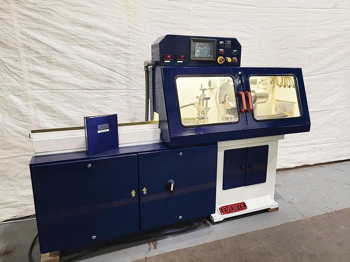 Used Everite  Electrochemical Automatic Tube Cutoff Saw Machine Model TC SR7