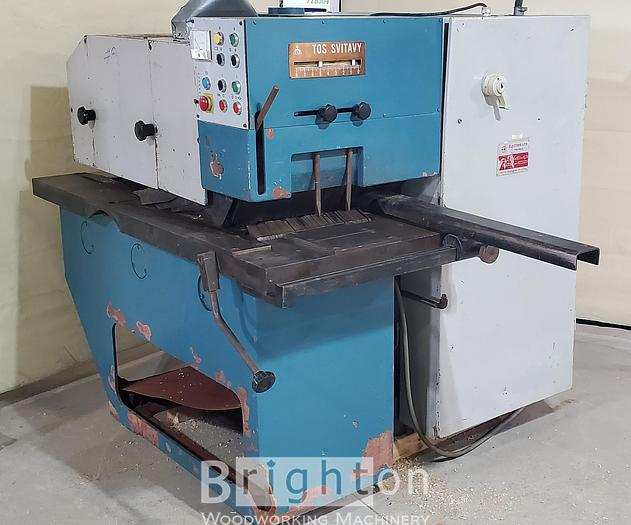 Used 1980 TOS SVITAVY Used Rip Saw