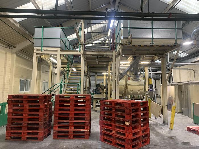 Used NNP  Gantry