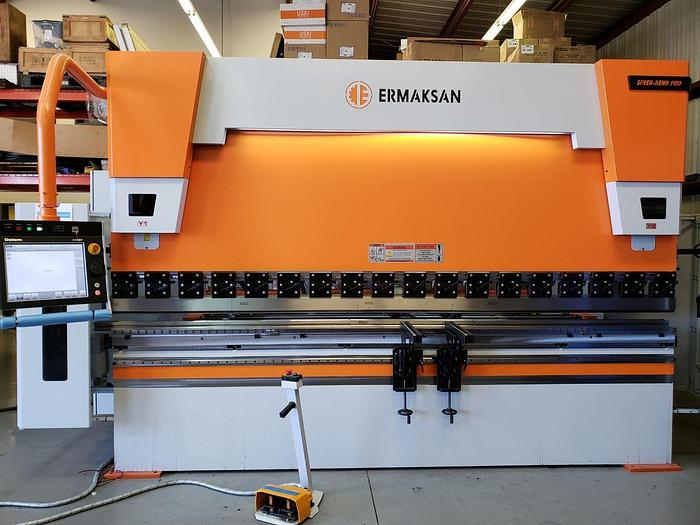 193 Ton x 12' Ermak Speed Bend CNC Press Brake **IN STOCK**