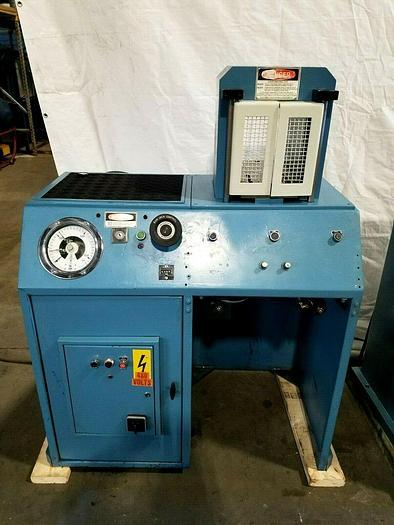 Used Renzo Colombo 230 Ton Hydraulic Coining Press Hydraulic Coining Press
